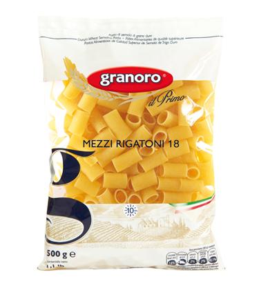Granoro 18 Mezzi Rigatoni