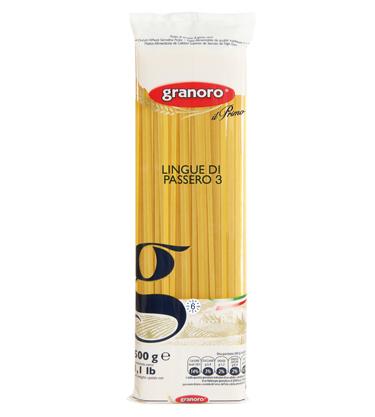 Granoro 03 Lingue Passero