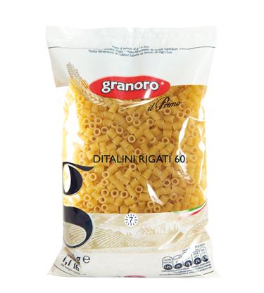Granoro 60 Ditalini Rigati