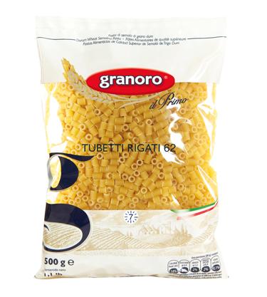 Granoro 62 Tubetti Rigati