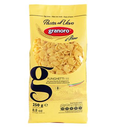 Granoro 111 Funghetti Uovo