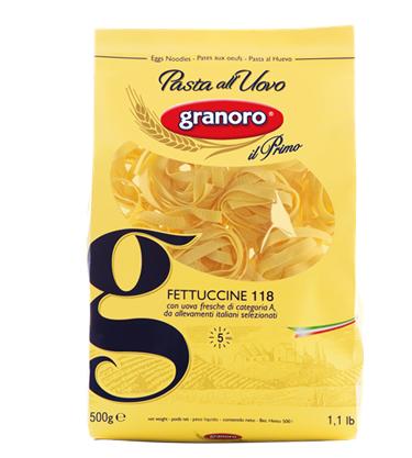 Granoro 118 Fettuccine Uovo
