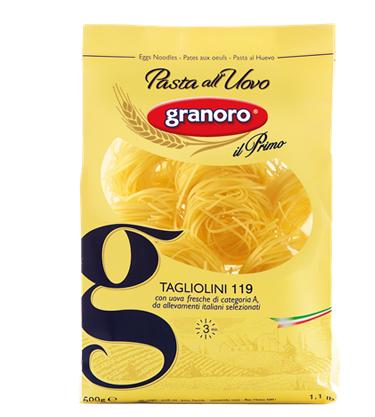 Granoro 119 Tagliolini Uovo