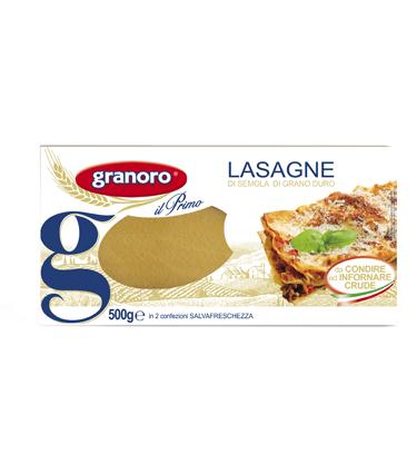 Granoro 121 Lasagna Semola