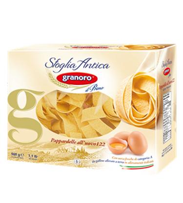 Granoro 122 Papardella 500 gr Linea Grandi Nidi