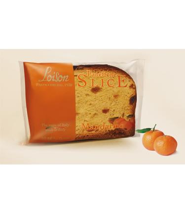 Loison Panettone Slice Mandarino