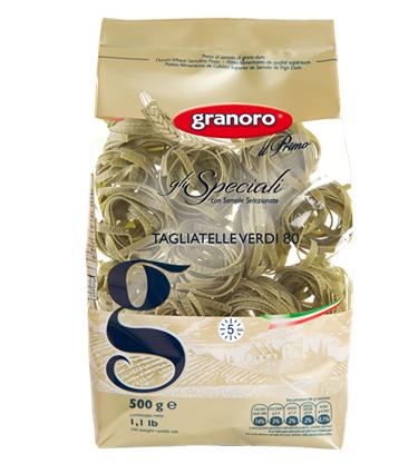 Granoro 80 Tagliatelle Spinaci