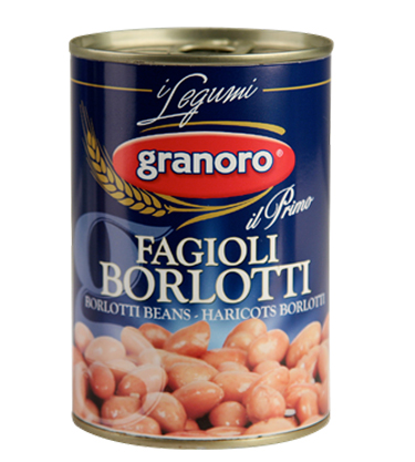 Granoro Fagioli Borlotti