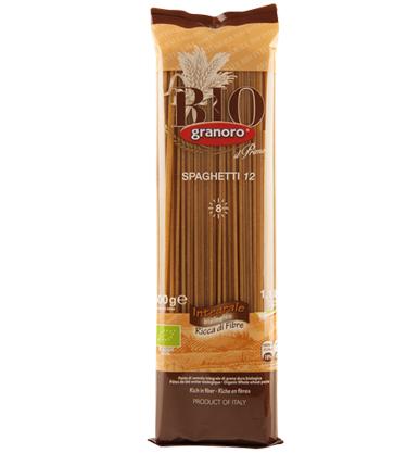 Granoro Bio Spaghetti Whole Wheat