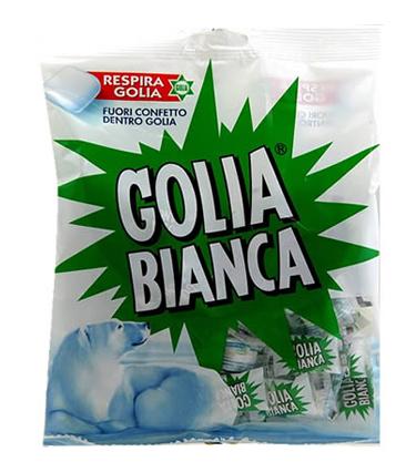 Golia Buste Bianca