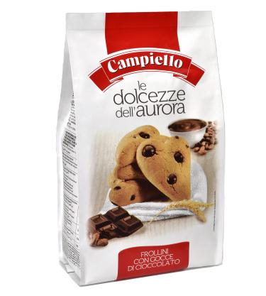P11310 - Frollini con gocce di ciocolato