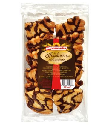 Pre163 – Sfogliette al cioccolate