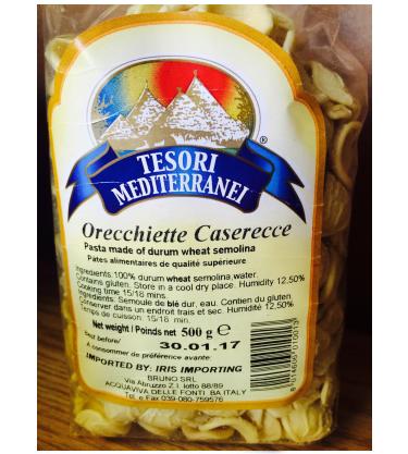 Tesori Orecchiette
